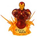 Iron Man Civil War Mini Buste DC Direct