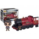Hogwarts Express Engine with Harry Potter POP! Rides Figurine Funko