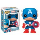 Captain America with Photon Shield 75th Exclusive - POP! Marvel Bobble-Head Funko
