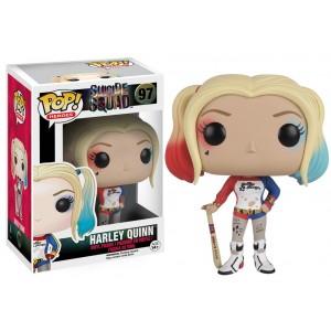 Harley Quinn - Suicide Squad POP! Heroes Figurine Funko