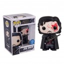 Jon Snow (Bloody) Exclusive POP! Game of Thrones Figurine Funko