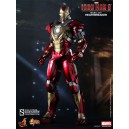 Iron Man Mark 17: Heartbreaker MMS Figurine 1/6 Hot Toys