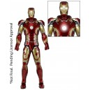Iron Man Mark XLIII - Avengers: Age of Ultron Figurine 1/4 Neca