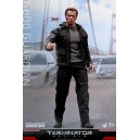 T-800 Guardian MMS Figurine 1/6 Hot Toys