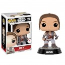 Rey (Final Scene) Exclusive POP! Bobble-head Funko