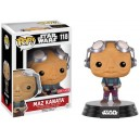Maz Kanata (No Glasses) Exclusive POP! Bobble-head Funko
