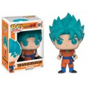 Super Saiyan God Super Saiyan Goku - Dragon Ball Z POP! Animation Figurine Funko