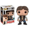 Han Solo (Ceremony) Exclusive POP! Bobble-head Funko