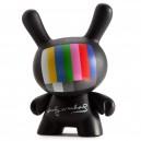 TDK 2/20 Andy Warhol Dunny Series 3-Inch Figurine Kidrobot