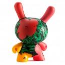 Flowers 3/40 Andy Warhol Dunny Series 3-Inch Figurine Kidrobot