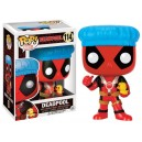 Deadpool (Shower Cap and Ducky) Exclusive POP! Marvel Figurine Funko