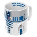 Mug Relief R2-D2 Zeon