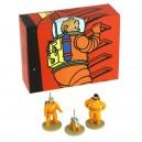 Tintin: Coffret Lune Moulinsart
