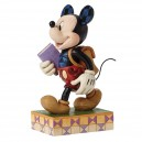 Eager to Learn (Mickey Mouse) Disney Traditions Enesco
