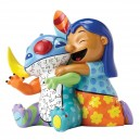 Lilo & Stitch by Britto Statue Enesco