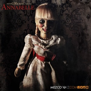 "Annabelle 18"" Prop Replica Doll Mezco"