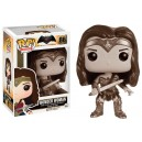 Wonder Woman (B/W) Exclusive - Batman v Superman POP! Heroes Figurine Funko
