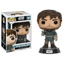 Captain Cassian Andor - Rogue One POP! Star Wars Bobble-head Funko