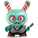 Argh Barber The Odd Ones Dunny Series 2/20 Scott Tolleson 3-Inch Figurine Kidrobot