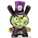 Professor Heckle The Odd Ones Dunny Series 3/80 Scott Tolleson 3-Inch Figurine Kidrobot