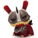 Gnaw the Hellhound The Odd Ones Dunny Series 2/20 Scott Tolleson 3-Inch Figurine Kidrobot
