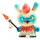 Argyle Warrior The Odd Ones Dunny Series 2/20 Scott Tolleson 3-Inch Figurine Kidrobot