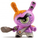 Blargo The Odd Ones Dunny Series 3/40 Scott Tolleson 3-Inch Figurine Kidrobot