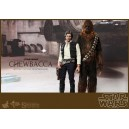 Han Solo & Chewbacca MMS Set 1/6 Figurine Hot Toys