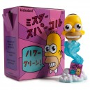 Mr. Sparkle Simpsons 7-Inch medium Figurine Kidrobot