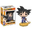 Goku & Flying Nimbus - Dragon Ball POP! Animation Figurine Funko