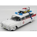 Ecto-1 Ghostbusters 1:18 Hot Wheels Mattel