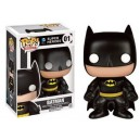 Batman (Classic Black) Exclusive POP! Heroes Figurine Funko
