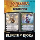 "Duel Decks ""Elspeth vs. Kiora"" VO Wizards of the Coast"
