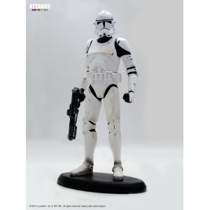 Clone Trooper ROTS Elite Collection Statue Attakus