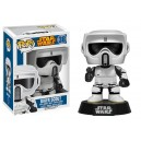 Biker Scout POP! Bobble-head Funko