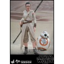 ACOMPTE 10% précommande Rey and BB-8 MMS Figurine 1/6 Set Hot Toys