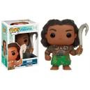 Maui (with Weapon Striking) Exclusive POP! Disney Figurine Funko