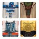 Plate Set (4) I Am Jedi 2 Underground Toys