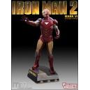 Iron Man 2 Clean Life Size Statue Oxmox