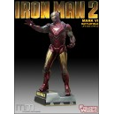 Iron Man 2 Battlefield Life Size Statue Oxmox