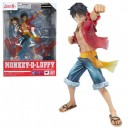 Monkey D. Luffy Figuarts Zero 5th Anniversary Figurine Bandai