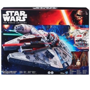 Millenium Falcon - Star Wars: The Force Awakens B3678 Hasbro