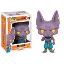 Beerus - Dragon Ball Z Resurrection 'F' POP! Animation Figurine Funko