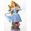 Aurora Grand Jester Buste Disney Enesco