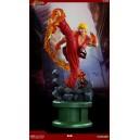 ACOMPTE 10% précommande Ken Dragon Flame - Street Fighter 1:4 Scale Statue Pop Culture Shock