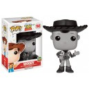 Woody (B/W) Exclusive POP! Disney Pixar Figurine Funko