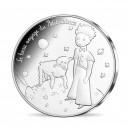 Le Beau Voyage du Petit Prince  La France 50€ Argent 2016 Monnaie de Paris